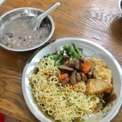 机构互访——长者素食午餐(马冈众善乐融服务中心)